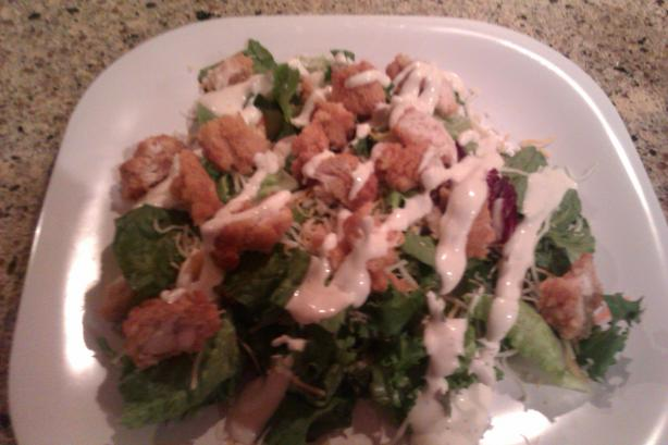 Chicken Crisper Salad