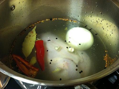 Mulaga-Tawny Soup