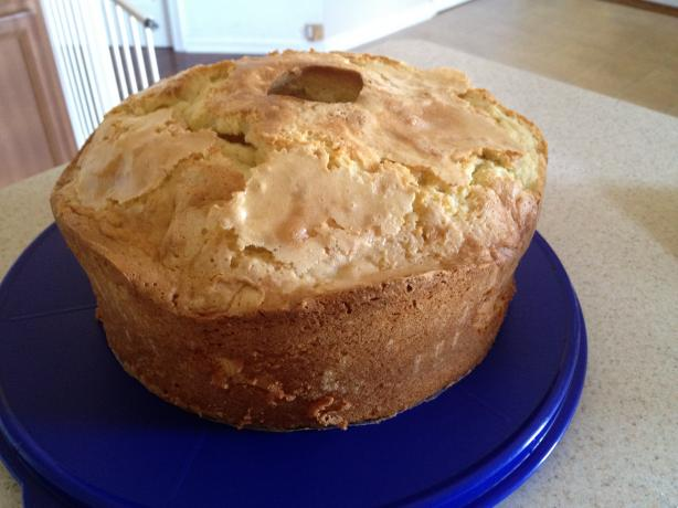 Aunt Esther's Secret Rum Cake Recipe