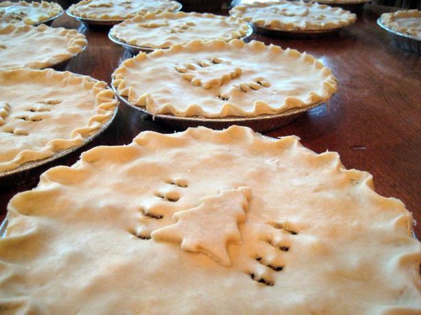 Mom's Meat Pie (Tourtière à Ma Mère)