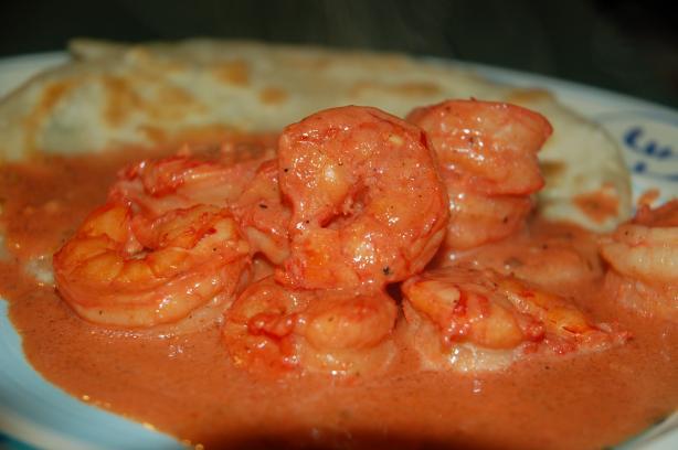 Tandoori-Style Shrimp