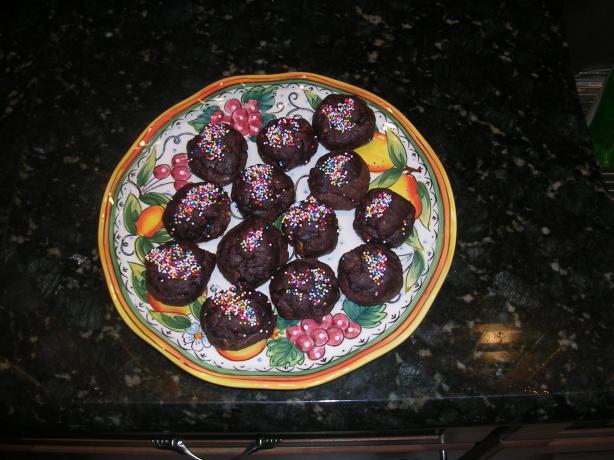 Mostaccioli Cookies