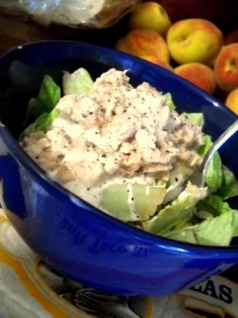 Literal Tuna Salad