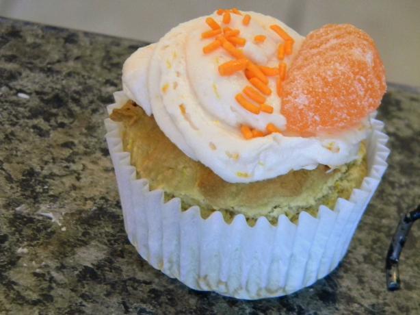Orange Crème Cupcakes – Gfcf