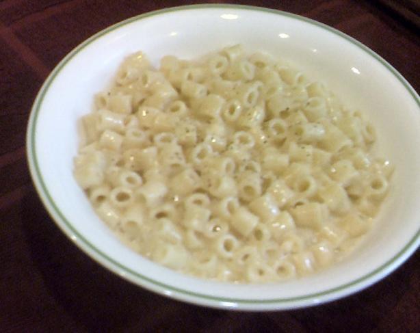 Dave-Bob Style Mac-N-Cheese