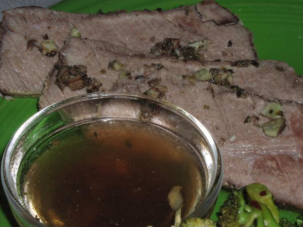 Herbed Beef Roast