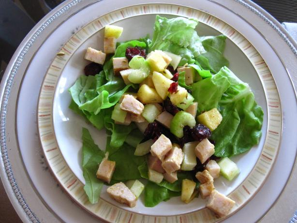Turkey and Apple Salad (Ww)