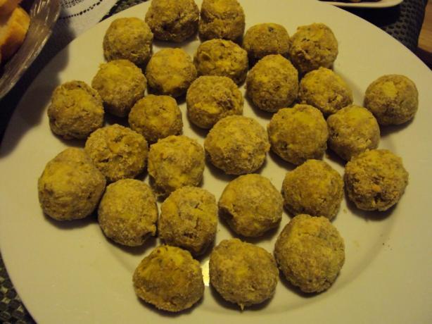 Artichoke Balls