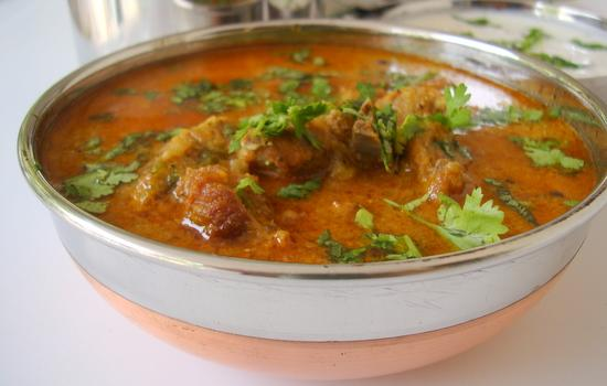 Carribean Lamb Curry