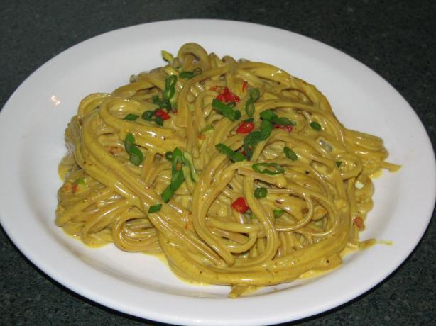 Cold Satay Noodles