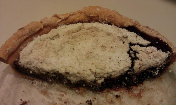 """new School"" Shoo Fly Pie With Stevia"