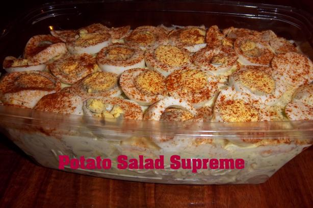 Potato Salad Supreme