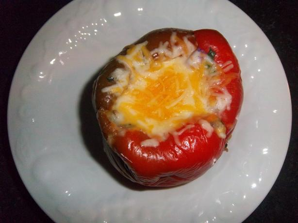 Stuffed Peppers Extrodinaire