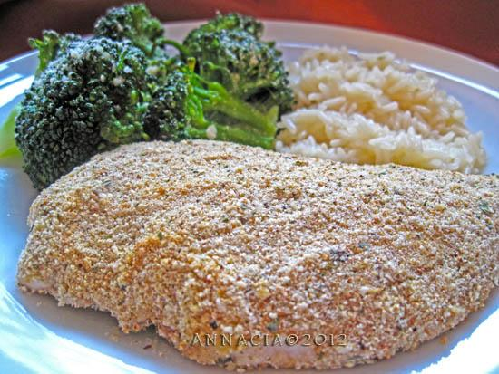 Baked Oregano Chicken