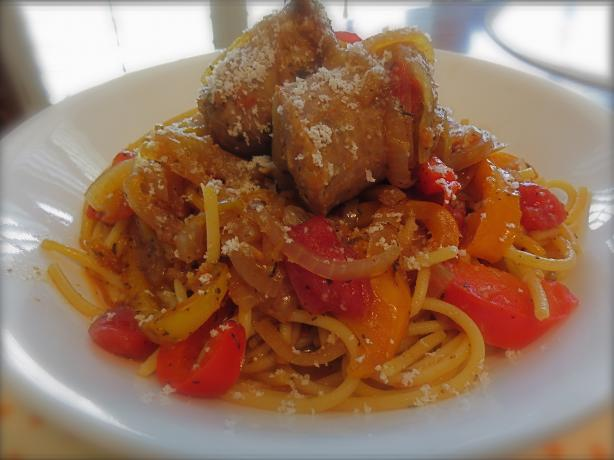 Italian Sausage and Bell Peppers
