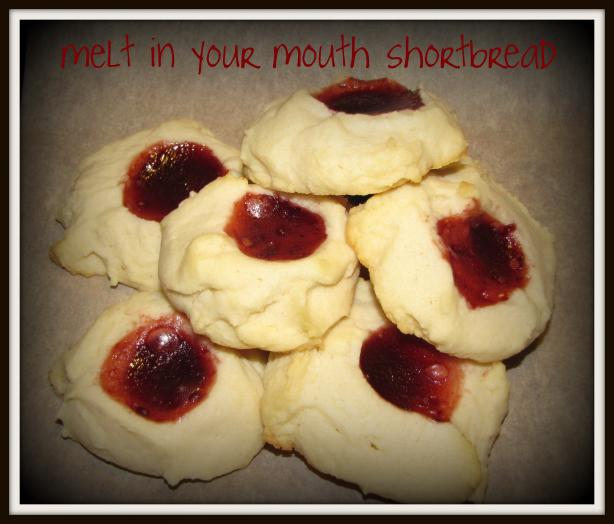 My Shortbread Cookies