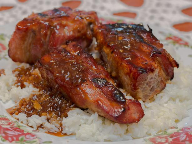 Peking Pork Spare Ribs