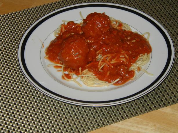 """Bean""""s Italian Meatballs"""