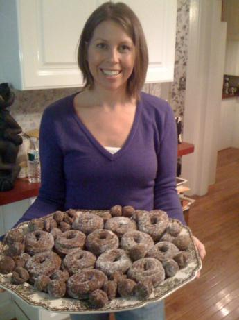Maine Chocolate Dougnuts