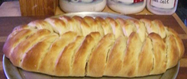 Almond Filled Braid