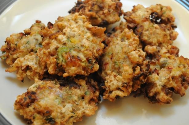 Conch Fritters (The Bahamas)