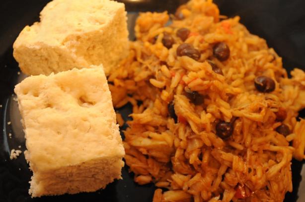 Crab 'n Rice (The Bahamas)