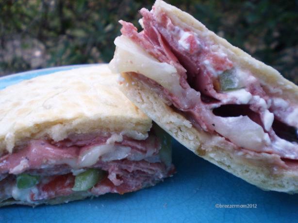 Italian Country Sandwich