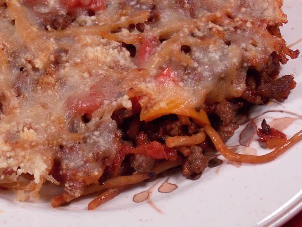 Cathy's Favorite Spaghetti Casserole