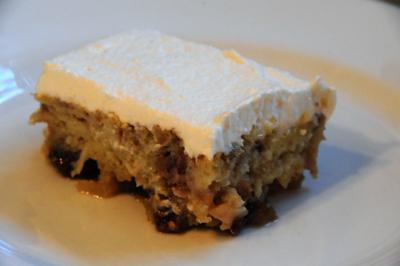 Socni Kolac (Rich Cake) (Bosnia Herzegovina)