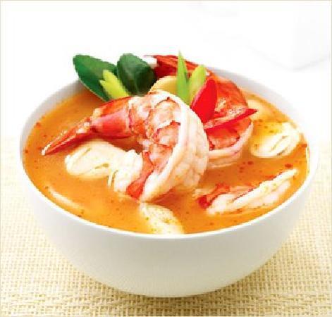 Tomyam Soup Thailand