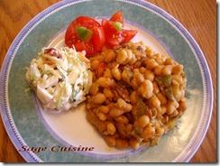 Easy Southern Baked Beans