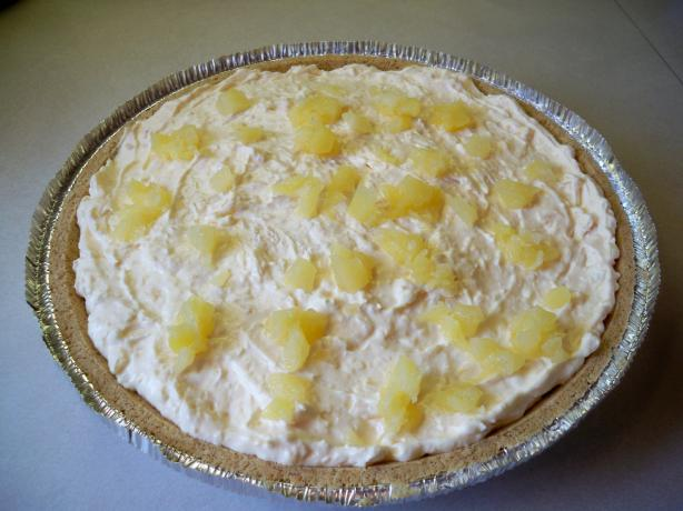 Jim's Easy Pineapple Cheesecake