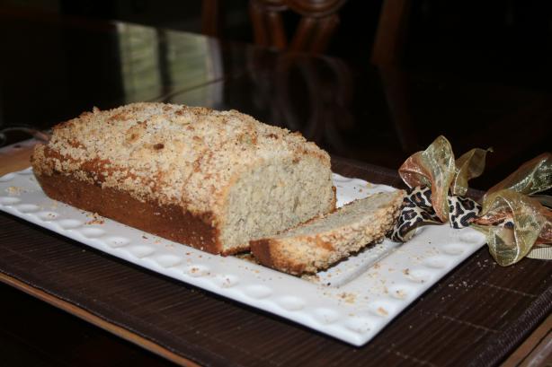 Banana Orange Muffin Bread