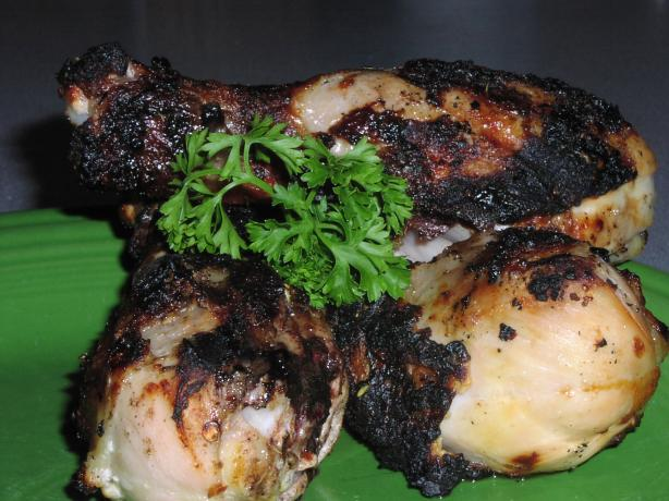 Jerk Chicken Drumsticks