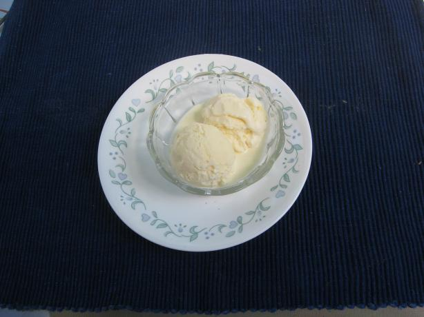 Tangy-Sweet Greek Yogurt Ice Cream