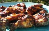 "Grill ""blackened Voodoo"" Chicken"