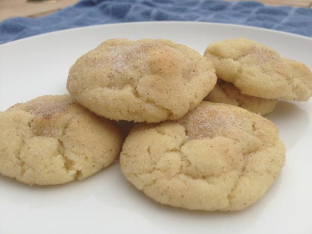 Quick, Easy Sugar Cookies Recipe