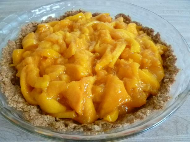 Mango Graham Cracker Crust