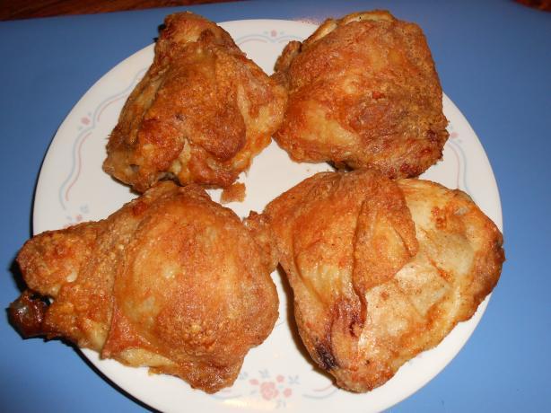 Sara's Mustard Chicken
