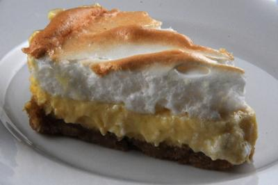 Fresh Lime Pie (British Virgin Islands)