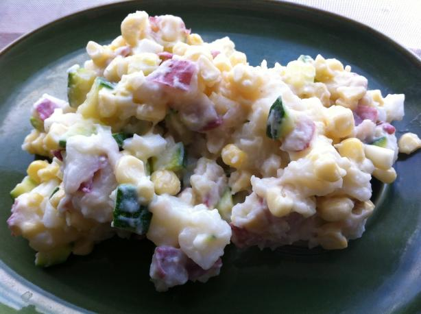 Summer Fresh Potato Salad