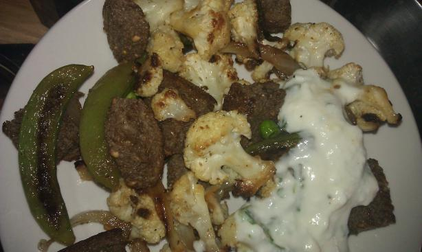 Curried Cauliflower Salad