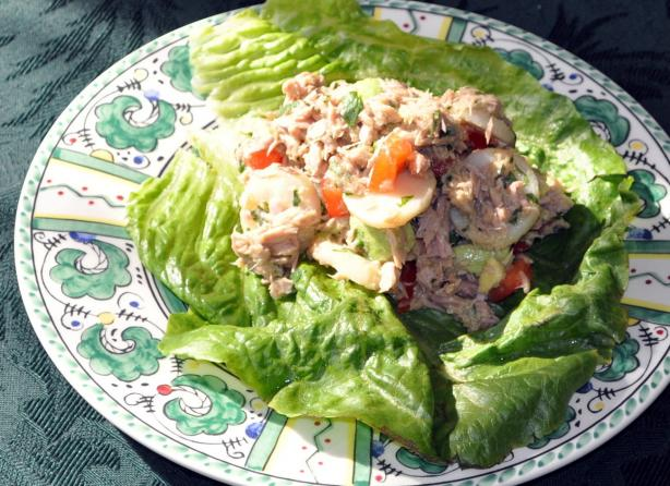Oregon Tuna Salad