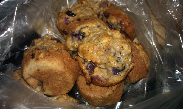 Berry Muffins - for Dogs