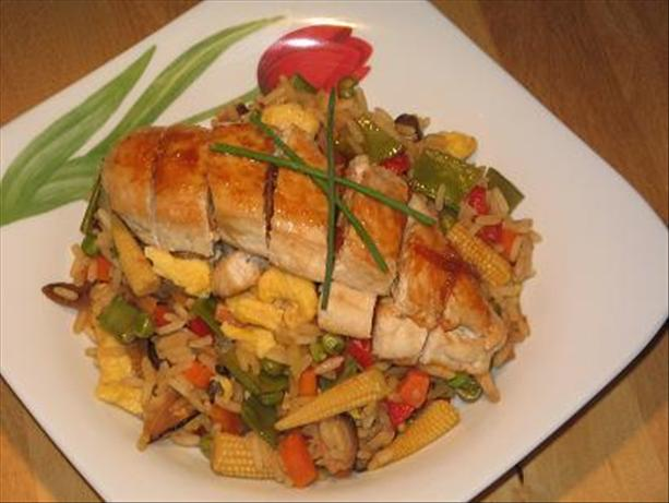 Oriental Chicken Breast