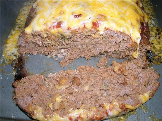 Fiesta Meatloaf