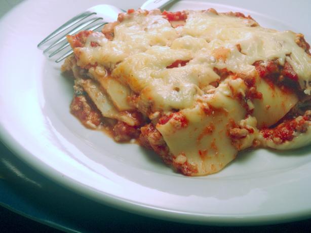 Lasagna by Bert