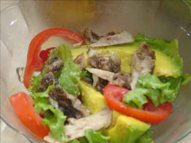 Taste the Islands Jerk Chicken Salad