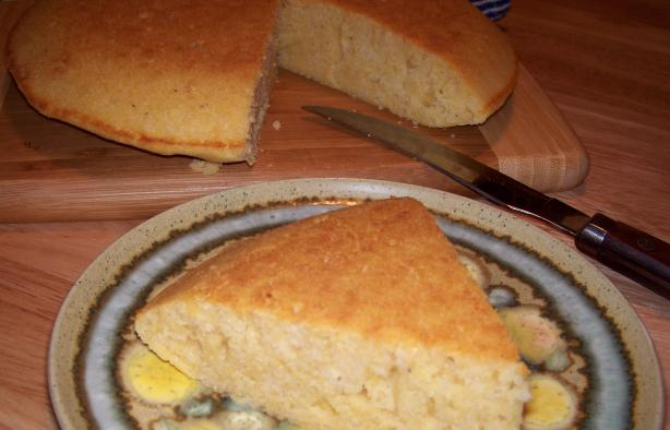 My Mom's Cornbread