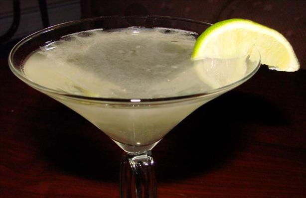 Hazelnut Martini